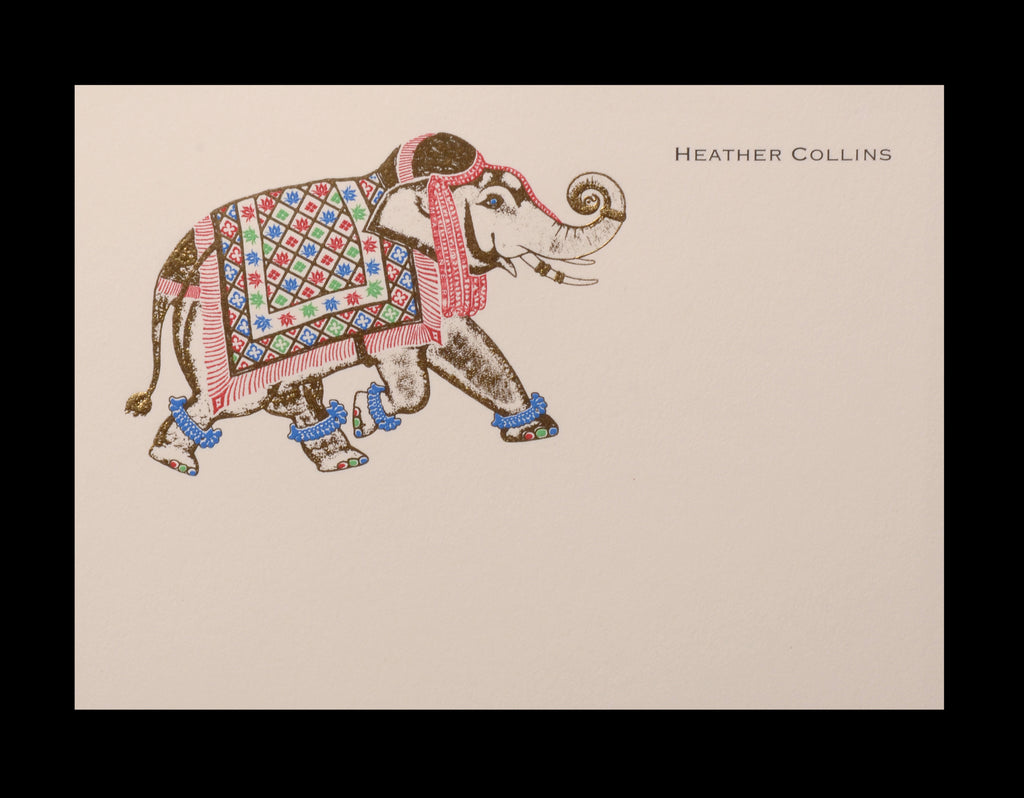Custom Retail; title: Elephant Heather