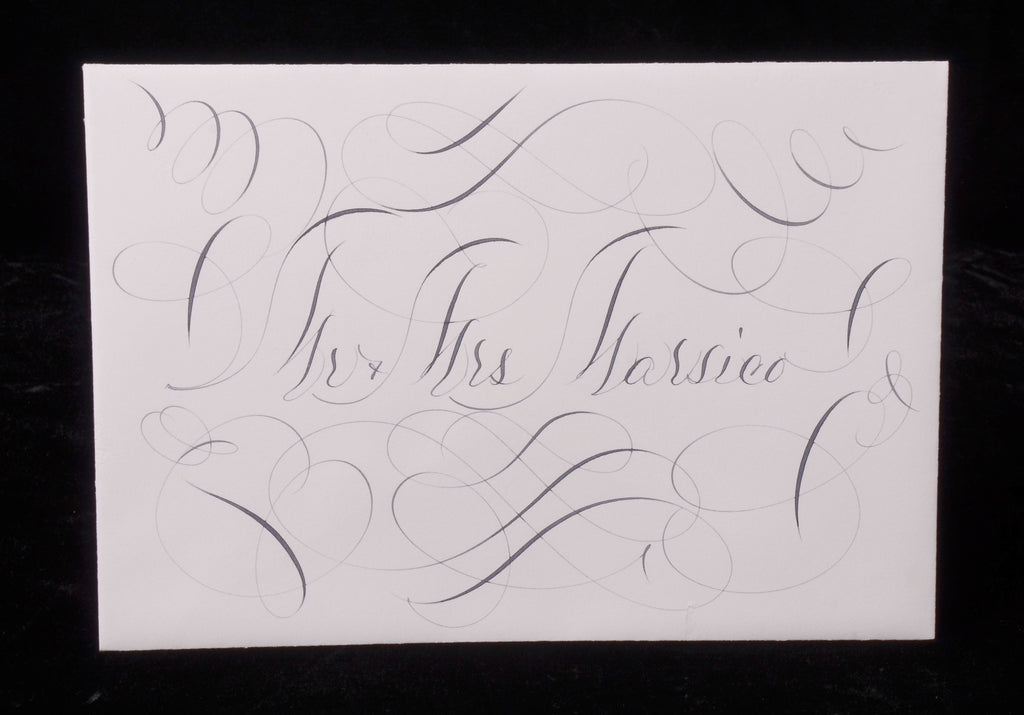 Envelopes & Placecards; title: Full Page Style Inner Envelope 3