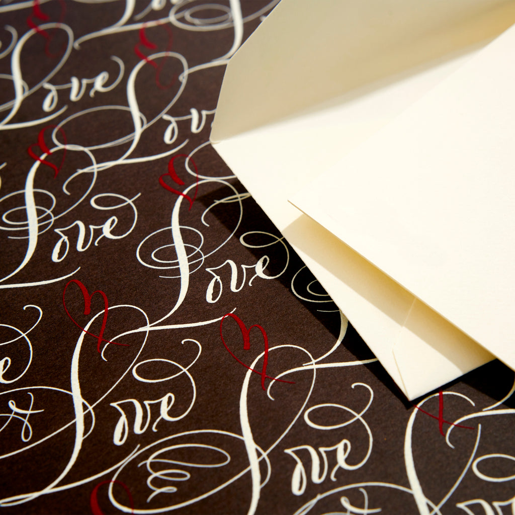Love Grand Statement Card