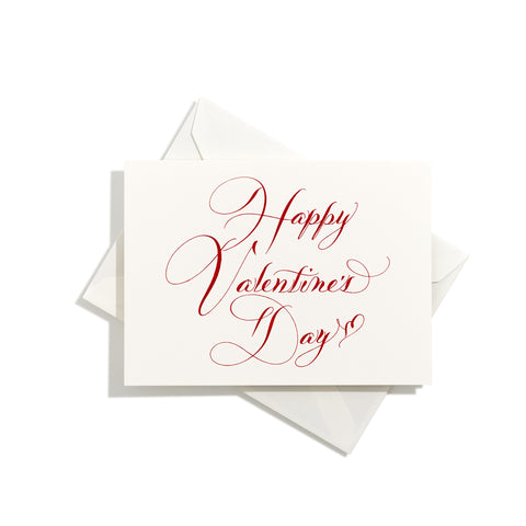 Valentine's Day Folder Card