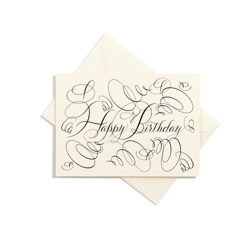 Birthday Grand Statement Card