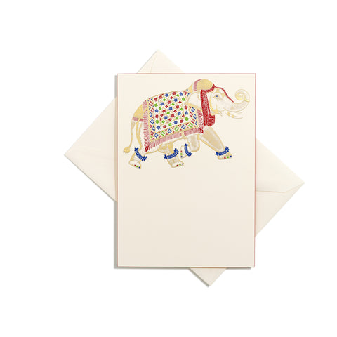 Elephant Grand Statement Card
