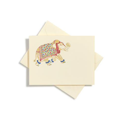 Elephant Notecards | Set of 8