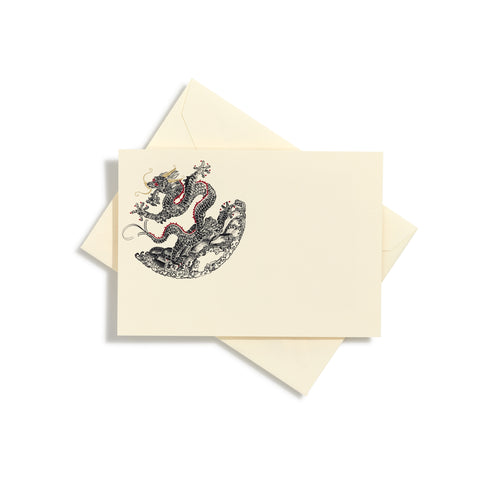 Dragon Multicolor Notecards | Set of 8