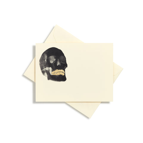 Skull Notecards | Set of 8