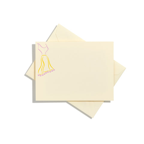 Fashionista Notecards | Set of 8