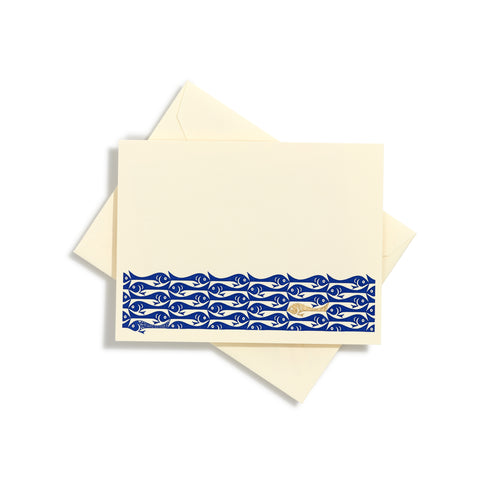 School of Fish Notecards | Set of 10