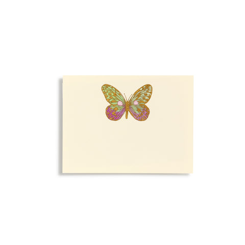 Butterfly Hand-Painted Place Cards  |  Set of 8