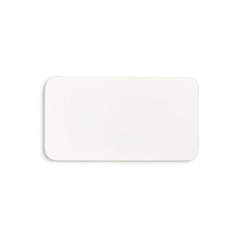 Silver Bevel Place Cards  |  Set of 10