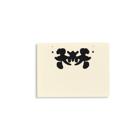 Rorschach Assorted Place Cards  |  Set of 10