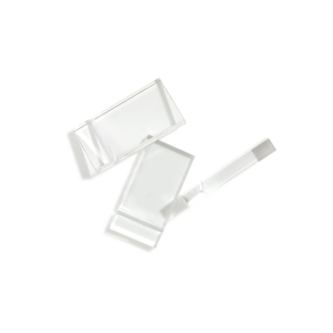 Lucite Place Card Holders  Set of 10