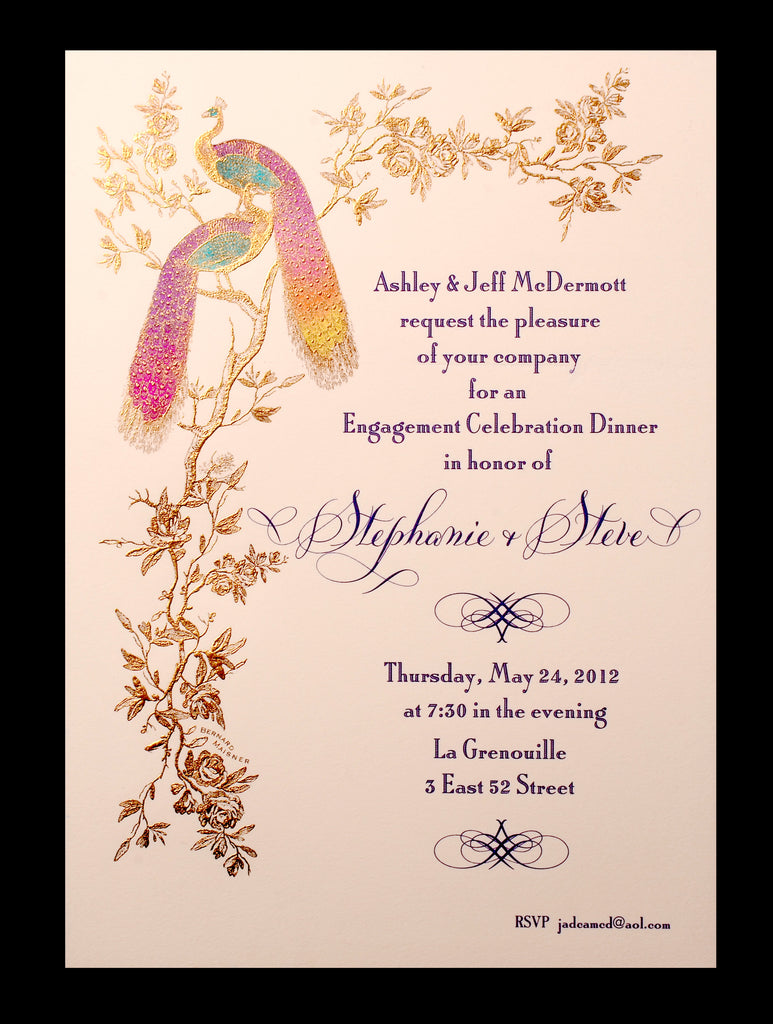 Custom Retail; title: Peacocks Grand Amended