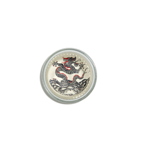 Dragon Multicolor Dome Paperweight