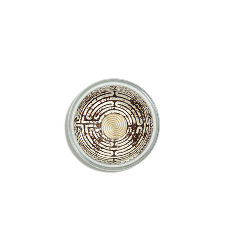Labyrinth Dome Paperweight