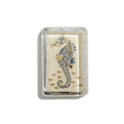 Seahorse Paperweight