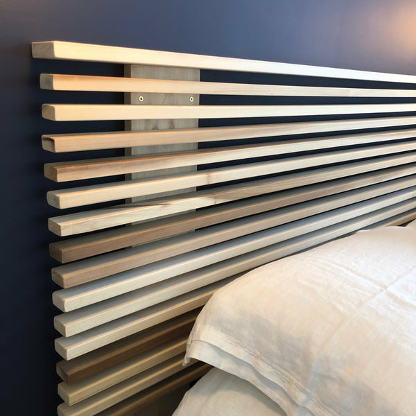 Slat Headboard – Made to Order