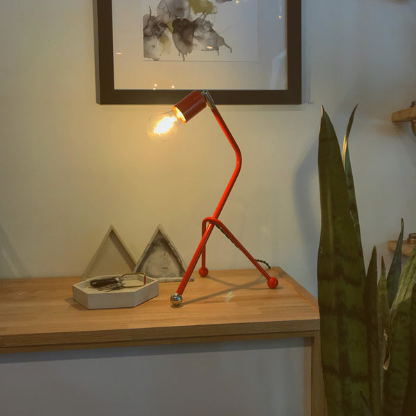 Tripod Desk Lamps Made in USA