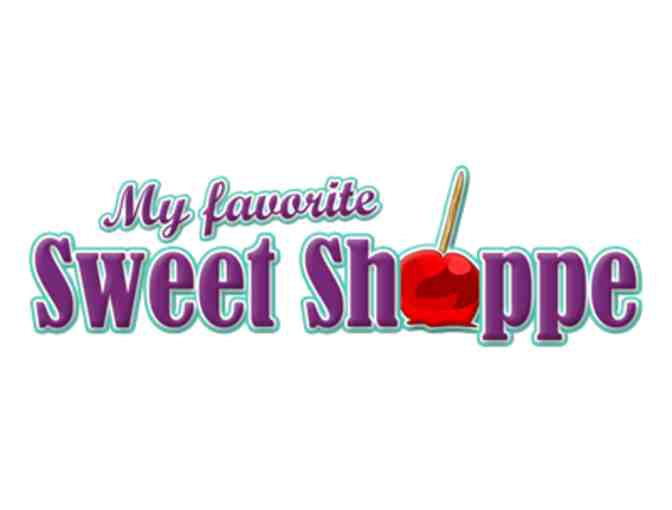 $50 Gift Certificate - My Favorite Sweet Shoppe