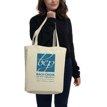 Load image into Gallery viewer, Bach Choir Eco Tote Bag