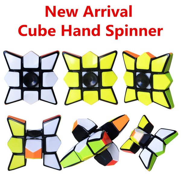Speed Magic Puzzle Fingertip Cubo