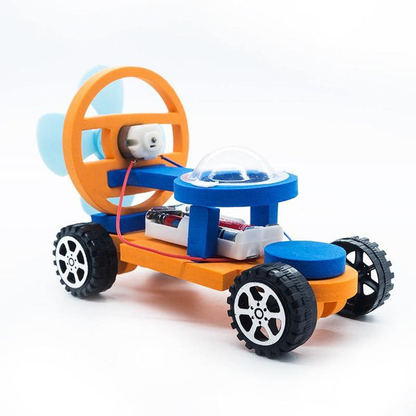 Children's Toys Racing Cars Building Educational Science Learning Kits-Excitell Toys