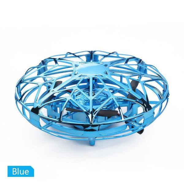 Anti-collision Hand Flying Mini UFO Drone-Excitell Toys