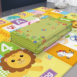 Foldable Educational Puzzle Nursery Climbing Pad