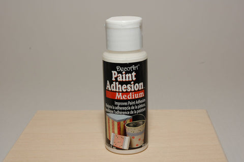 Paint adhesion 2 oz