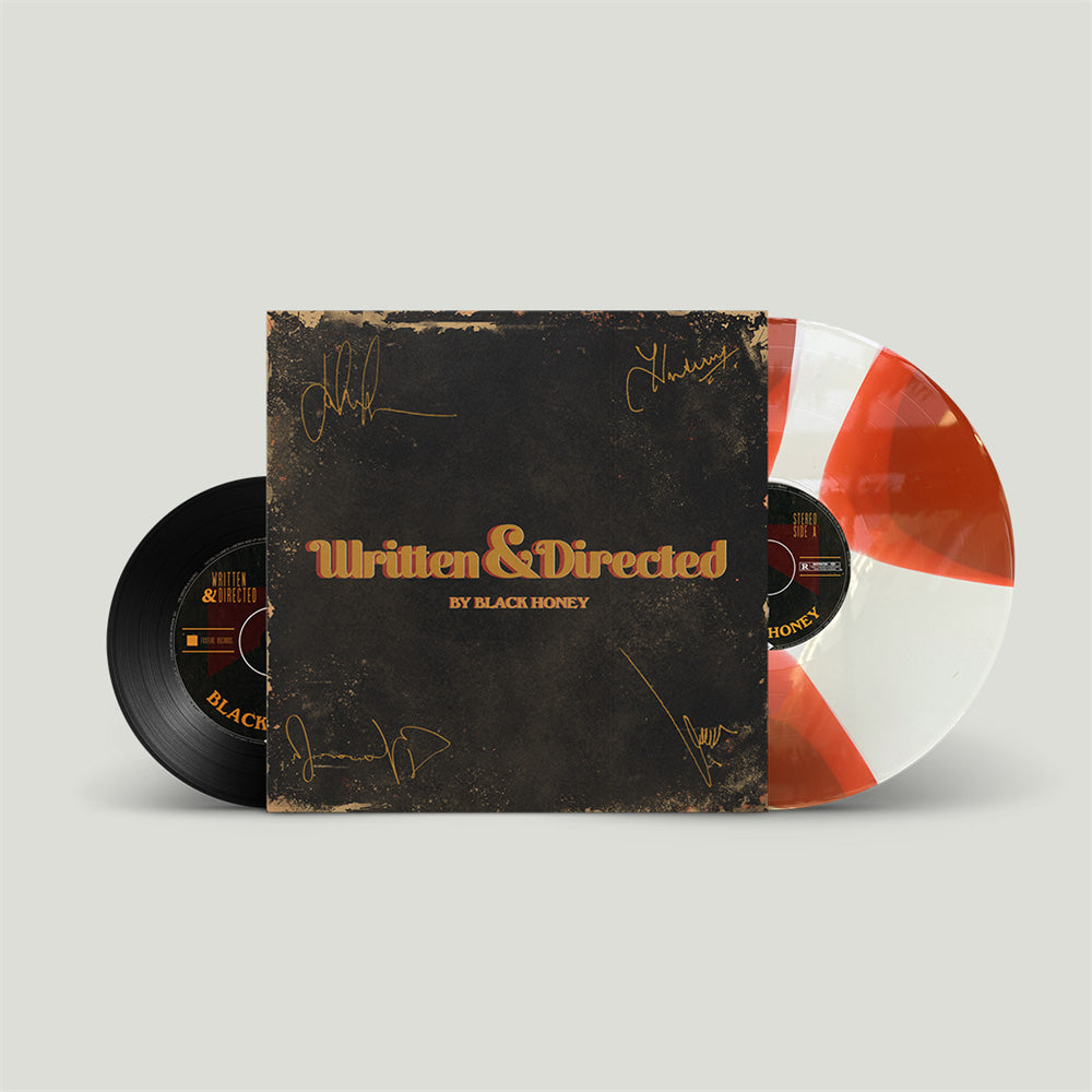 Written & Directed 'Blood, Sweat & Tears' Deluxe LP