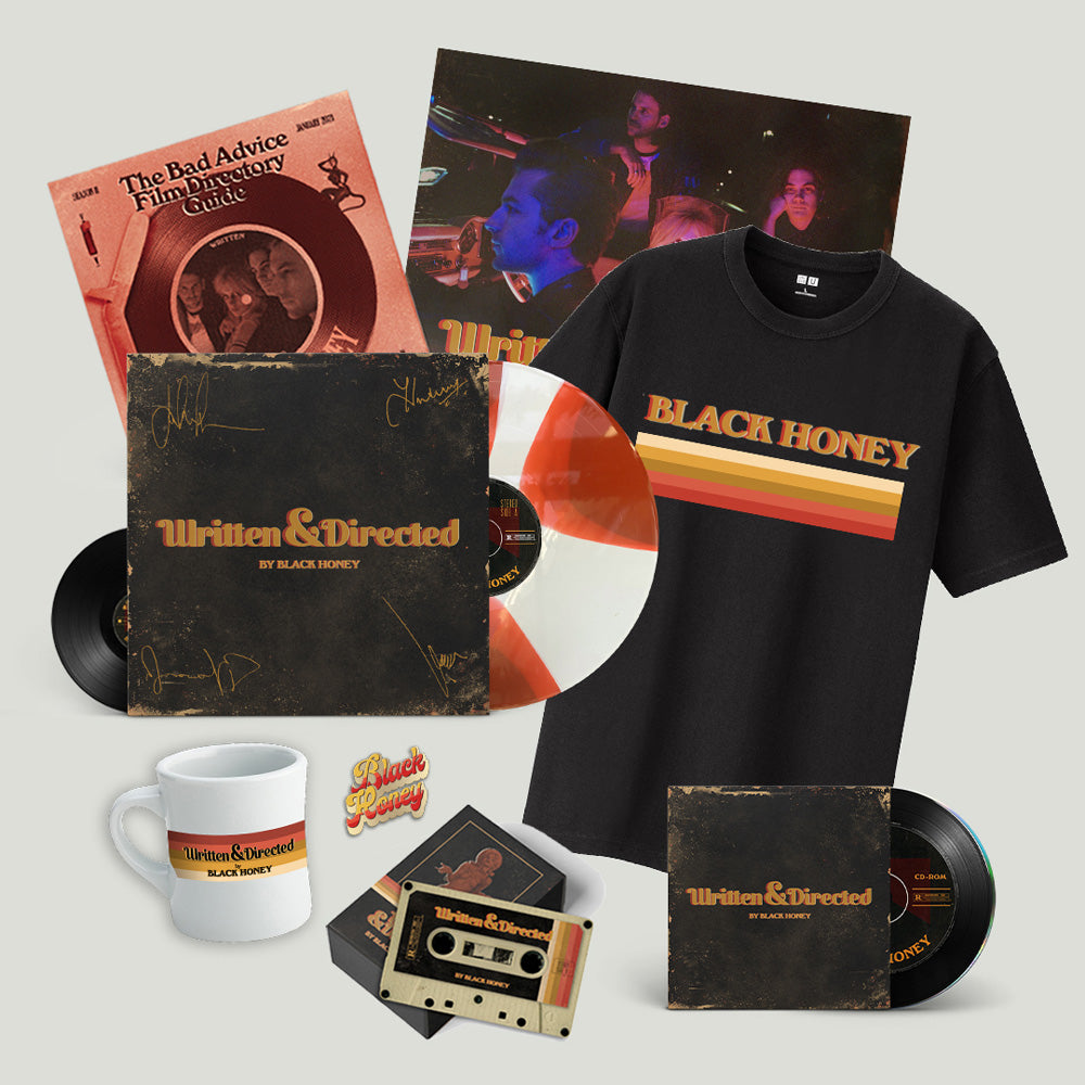 The Collectors Edition - Black T Shirt