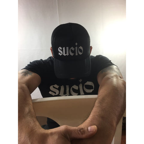 "OFFICIAL SUCIOWEAR ""SUCIO LOGO"" Foam Trucker Hat"