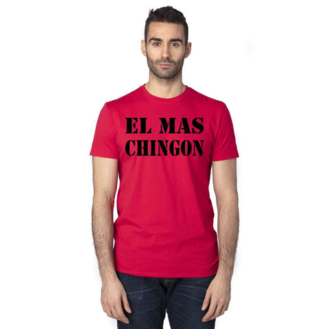 "SUCIOWEAR OFFICIAL ""El Mas Chingon""  Next Level Unisex Tees /Multiple Colors"