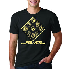 SUCIOWEAR OFFICIAL EMPOWERED Next Level Tees Multiple Colors - T-shirt