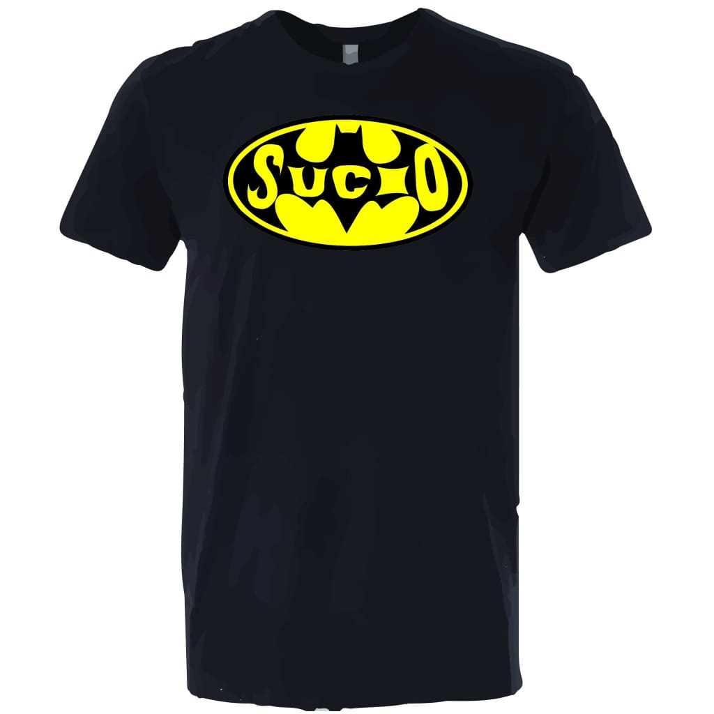 Suciowear Official Sucio Batman Next Level Unisex Tee - T-Shirt