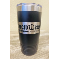 SUCIOWEAR OFFICIAL SUCIO LOGO 20 OZ INSULATED TUMBLER