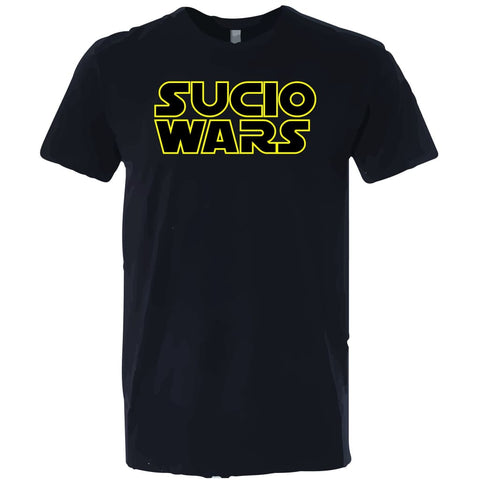 "SUCIOWEAR OFFICIAL ""Sucio Wars"" Next Level Unisex Tee"