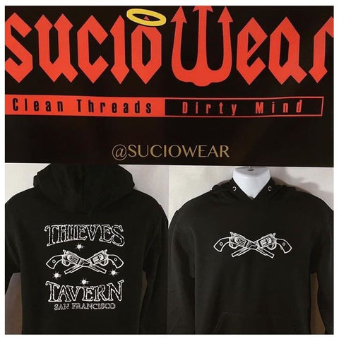 Thieves Tavern Pullover Hoodies