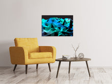 Lade das Bild in den Galerie-Viewer, Leinwandbild 3D-Diamonds