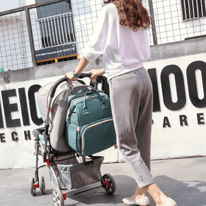 2 in 1 Multifunctional Diaper Bag