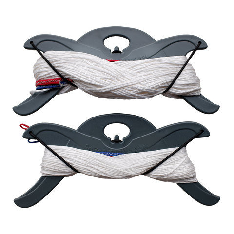 Kite line set - 4x82ft - 440lbs/220lbs - Dyneema lines