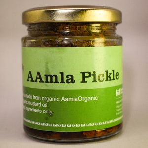 Organic Amla Pickle -200 gms