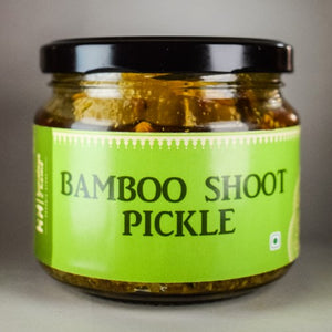 Bamboo-Shoot Pickle -  300 gms