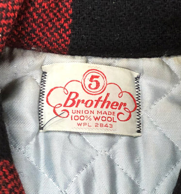 FIVE BROTHER 1950年代のタグ