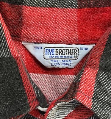 FIVE BROTHER 1970年代のタグ