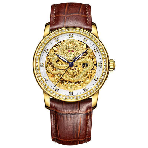 Couples Gold multi-function watches, - Grand Elysee Watches