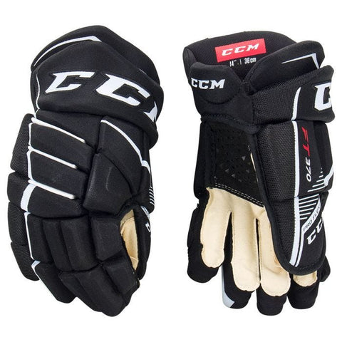 Warrior Covert QRE 4 Junior Hockey Gloves