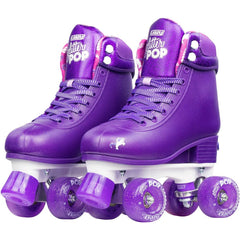 Crazy Skate - Glitter JAM Adjustable - Purple