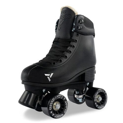 Crazy Skate - Jam POP Adjustable - Black