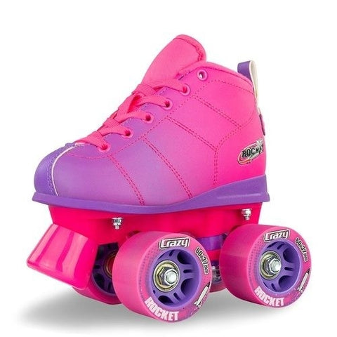 Crazy Skate - Rocket Pink/Purple