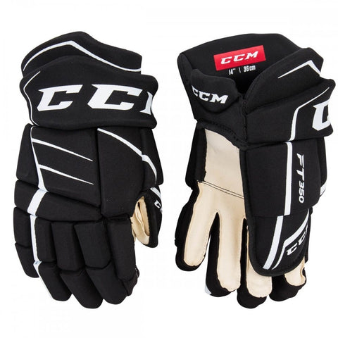 CCM Jet Speed 350 Senior Hockey Gloves